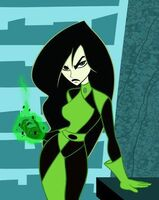Shego tough