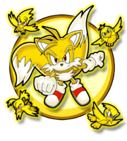 Tails super charge