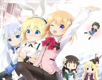 KINMOZA and Is the Order A Rabbit Crossover