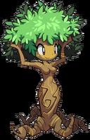 Shantae Form Dryad