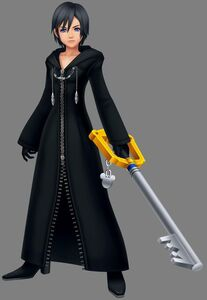 Xion determined