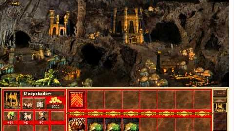 """Dungeon Town (Evil theme in """"Chronicles of Great New Empire"""")"""