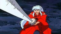 Inuyasha flash sword