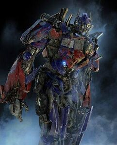 Optimus misty