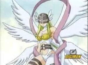 Angewomon wing defense