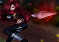 Reykatarina the sinister blade by harutosuzumiya21-d9fsrco