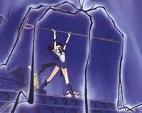 Sailor saturn defend