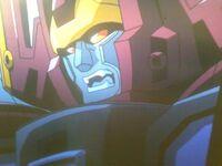 Galvatron has FANGS