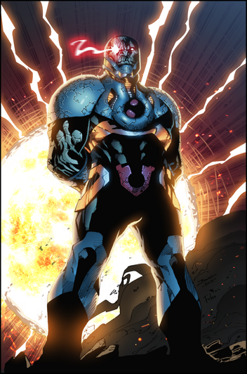 Darkseid by furlani-dbcsqo6