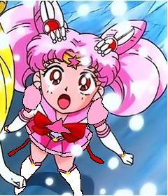 Sailor mini moon yikes eternal