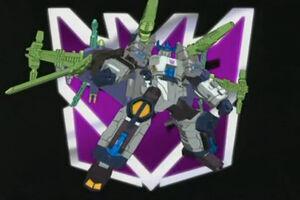Megatron hyper mode