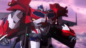 Optimus Prime TPBH