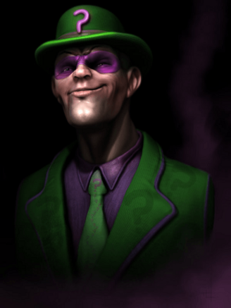 Riddler-fan-art