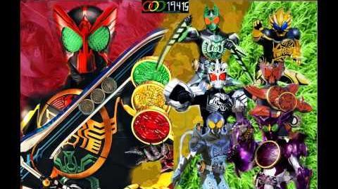 Anything Goes (Kamen Rider OOO's theme)