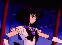 Sailor saturn just watch me