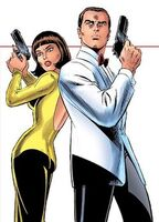 250px-Richard & Mary Parker (Marvel Comics characters)