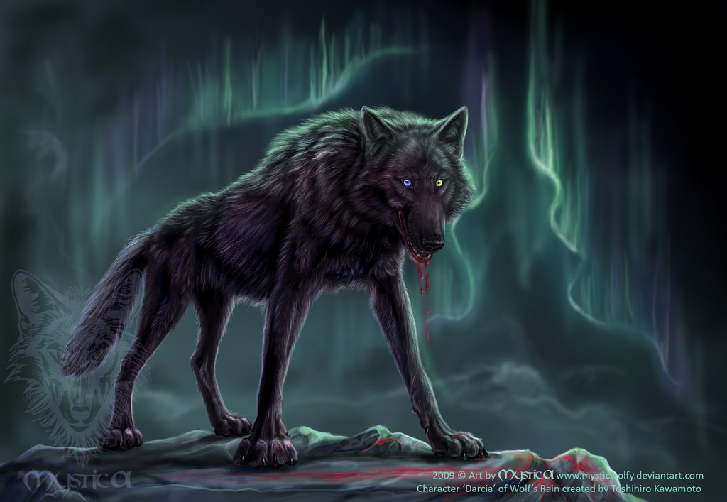 image shadow the wolf jpg legends of the multi universe wiki