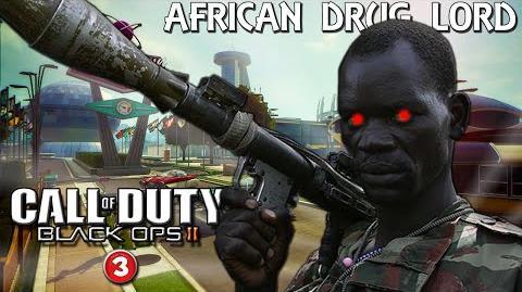 African Rebel TERRIFIES people on Black Ops - EP3