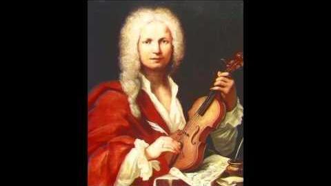 Antonio Vivaldi - L'inverno, Allegro non molto (Winter)
