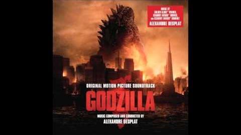 Godzilla 2014 Soundtrack - Godzilla!