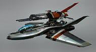 D quach 02 class1 dropship sci fi spacecraft space craft hovercraft hovercopter futuristic concept design