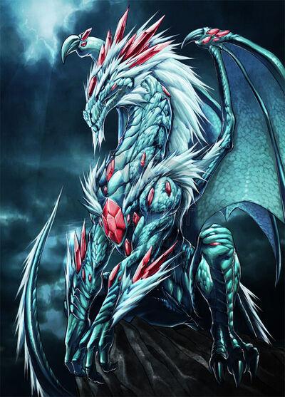 Jonathon tangelo as hailfire dragon