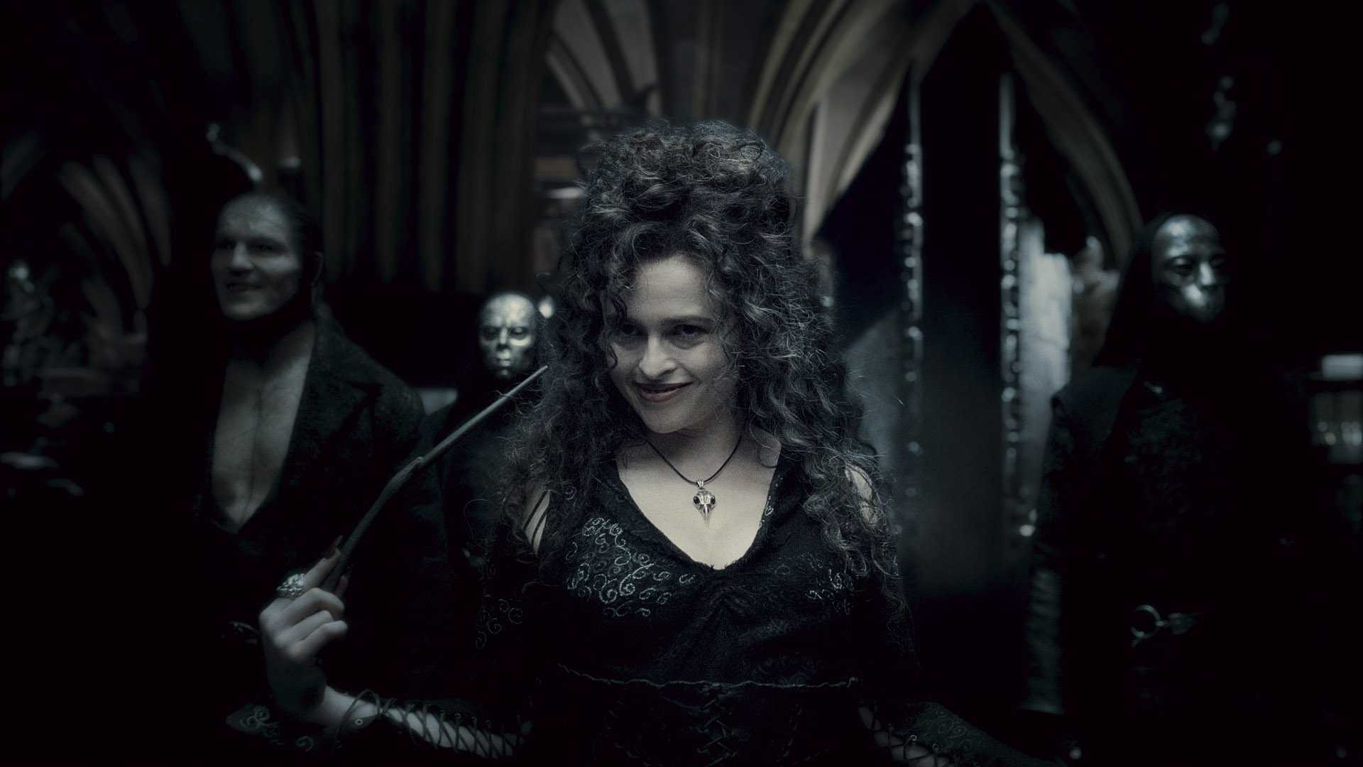 Bellatrix Black Young