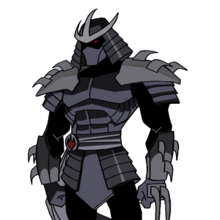 Utrom Shredder Legends Of The Multi Universe Wiki Fandom