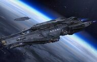 Art-sci-fi-spaceship
