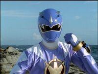 Blue Dino Thunder Ranger