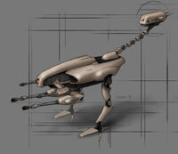 Droidcis walker by cucumberboy