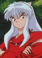 Inuyasha doesn't care