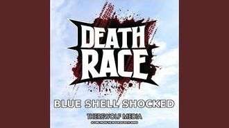 Death Race Blue Shell Shocked (From the Rooster Teeth Series)
