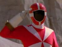Red Lightspeed Ranger (Forever Red)