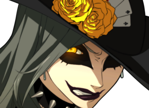 Shadow Sae Angry Cut-in