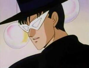 Tuxedo mask huh