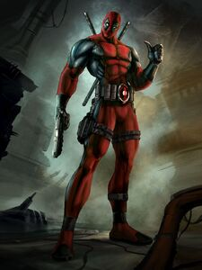 Deadpool gamescon art4