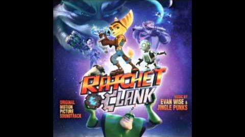 02 Ratchet's Main Title Ratchet and Clank Movie OST