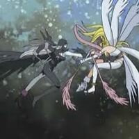 Angewomon punched