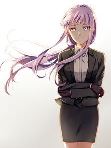 Kirigiri kyouko danganronpa and danganronpa 3 drawn by meipoi 1233a647e76e6286de93be9215de1020