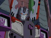 Megatron speaks