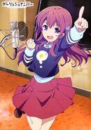 Chitose Karasuma (Girlish Number)