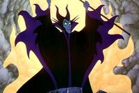 Maleficent angry