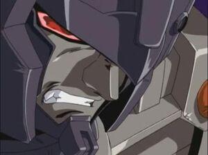 Megatron angry
