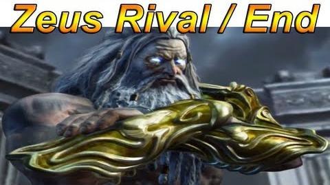 Playstation Allstars Battle Royale Cutscenes 'Zeus Rival' Intro, & Ending Cutscenes【HD】