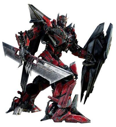 Sentinel Prime 23