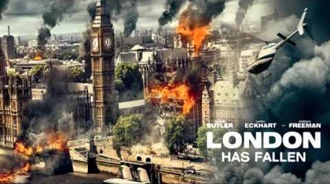 London Has Fallen Soundtrack - 01 London Has Fallen