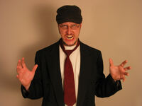 Nostalgia critic not pleased