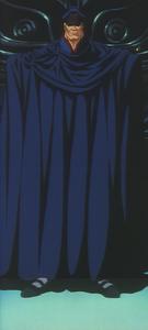 M. Bison in Street Fighter II V