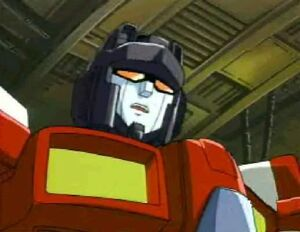 Starscream huh